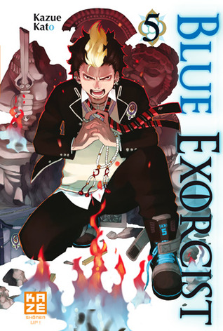 Blue exorcist, Tome 5 by Kazue Kato