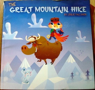 The Great Mountain Hike by Leslie Falconer
