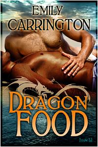 Dragon Food (Dragon in Training, #1)