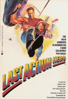 Last Action Hero (Movie Novelization)