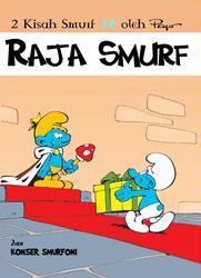 Raja Smurf by Peyo