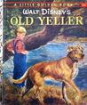 Walt Disney's Old Yeller (A Little Golden Book)