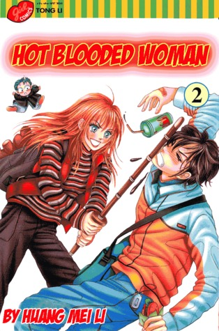 Hot Blooded Woman Vol 02