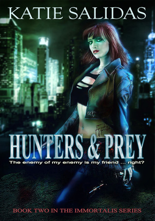 Hunters & Prey by Katie Salidas