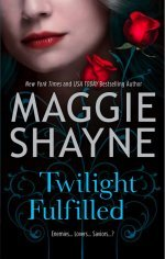 Twilight Fulfilled (Wings in the Night, #18) by Maggie Shayne