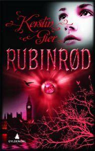 Rubinrød (Kjærligheten går gjennom alle tider, #1)