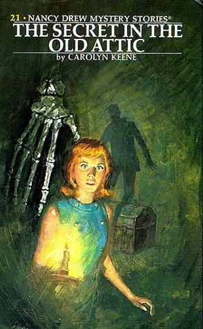 The Secret in the Old Attic by Carolyn Keene