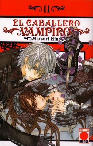 Ebook El caballero vampiro #11 by Matsuri Hino DOC!