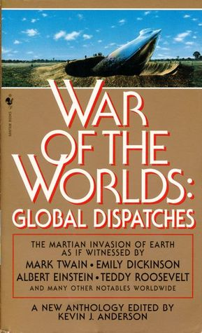 War of the Worlds by Kevin J. Anderson