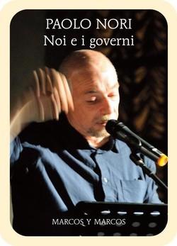 Noi e i governi by Paolo Nori