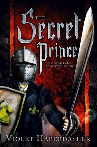 The Secret Prince by Violet Haberdasher