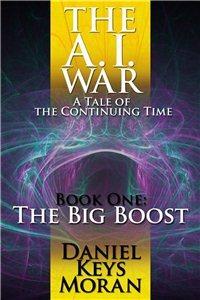 The A.I. War by Daniel Keys Moran