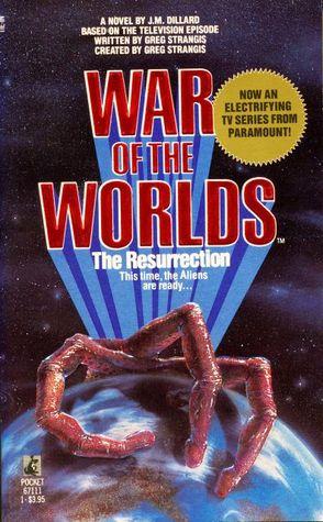 War of the Worlds: The Resurrection 978-0671671112 EPUB FB2 por J.M. Dillard