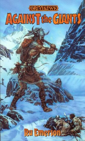 Against the Giants (Greyhawk Classics, #1)
