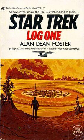 Star Trek Log One (Star Trek: Logs #1)