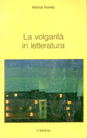 La volgarità in letteratura