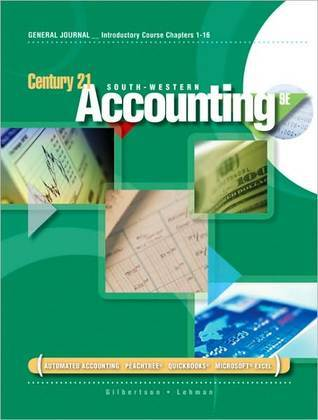 Century 21 South Western Accounting 9e (General Journal: Introductory Course Chapters 1-16)