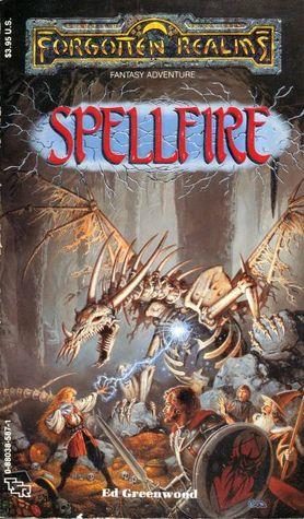 Spellfire by Ed Greenwood
