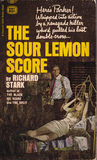 The Sour Lemon Score (Parker, #12)
