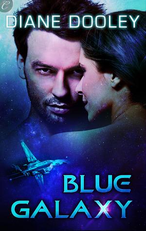 Blue Galaxy by Diane Dooley