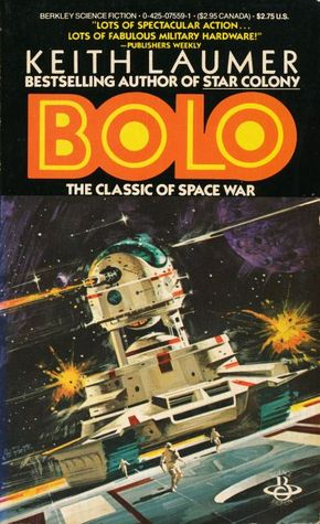 Bolo by Keith Laumer