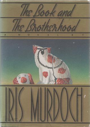 The book and the brotherhood (penguin fiction) par Iris Murdoch