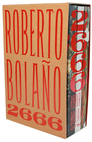 2666 (3-Volume Boxed Set)