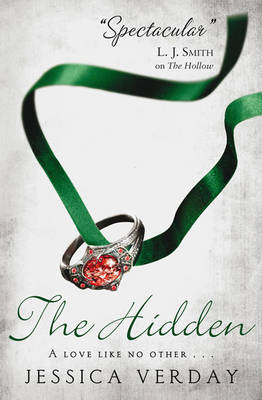 The Hidden (The Hollow, #3)