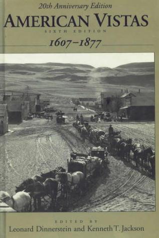 American Vistas: Volume 1: 1607-1877 978-0195060591 FB2 iBook EPUB por Leonard Dinnerstein