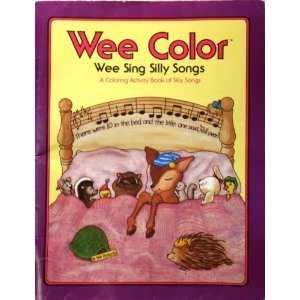 Wee Color Wee Sing Silly Songs