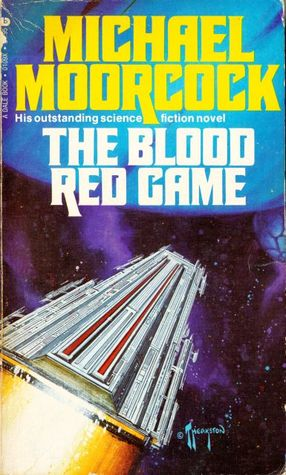 Ebook The Blood Red Game by Michael Moorcock TXT!