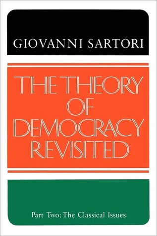 The Theory of Democracy Revisited, Part Two: The Classical Issues