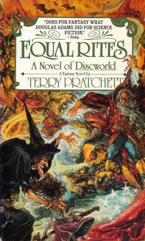 Equal Rites (Discworld, #3)