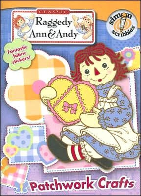 Patchwork Crafts [With Textured Fabric Stickers]