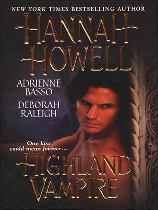 Highland Vampire (MacNachton Vampires #2...