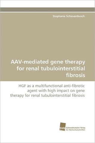 Aav-Mediated Gene Therapy for Renal Tubulointerstitial Fibrosis