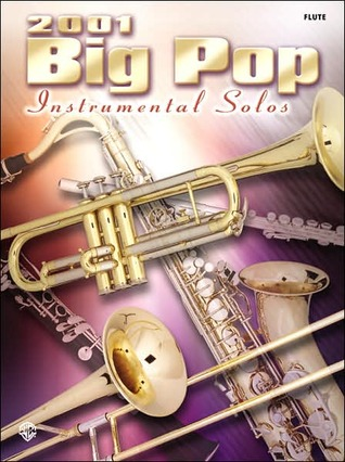 2001 Big Pop Instrumental Solos: Flute