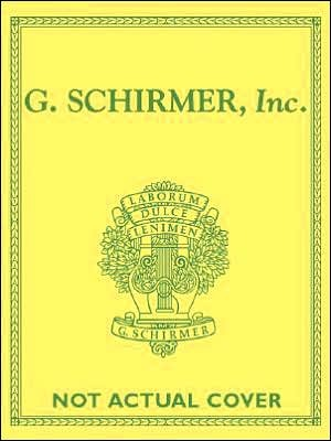 Selected Compositions: Schirmer Library of Classics Volume 1634 Piano Solo