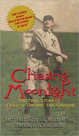 Chasing Moonlight by Brett Friedlander