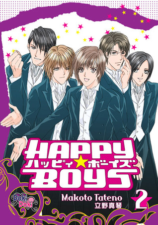 Happy Boys, Volume 02