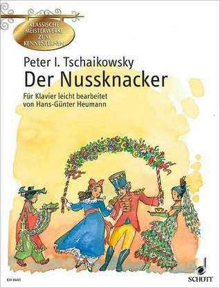 Ebook Nutcracker Pf (Illustrated/German) by Pyotr Ilyich Tchaikovsky TXT!