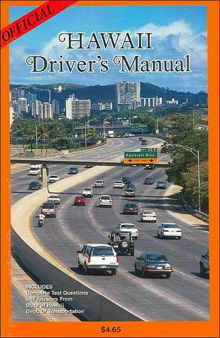 Hawaii drivers manual (permit book) 2019   w/ practice test.