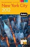 Fodor's New York City 2012