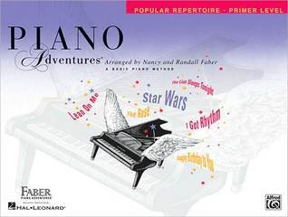 Piano Adventures Popular Repertoire Book, Primer Level