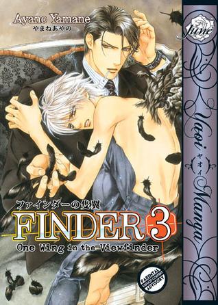 Finder, Volume 03 by Ayano Yamane