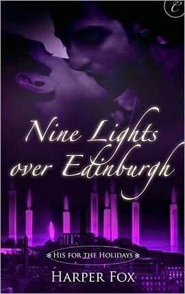 Nine Lights Over Edinburgh