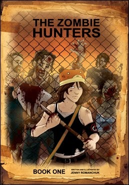 The Zombie Hunters, Volume 1