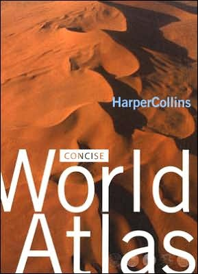 HarperCollins Concise World Atlas by Collins