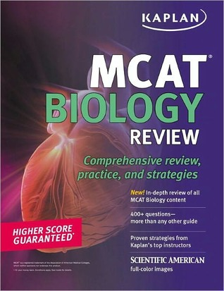 Kaplan MCAT Biology Review by Kaplan Higher Education