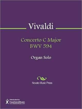 Concerto C Major BWV 594